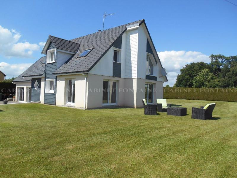 Sale house / villa Le hamel 268000€ - Picture 9