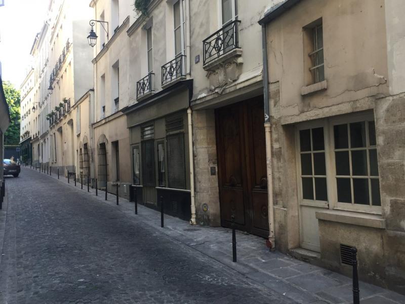 Location bureau Paris 6ème 1400€ CC - Photo 1