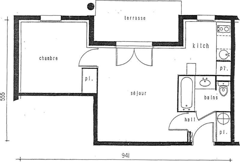 Location appartement Toulouse 549€ CC - Photo 8