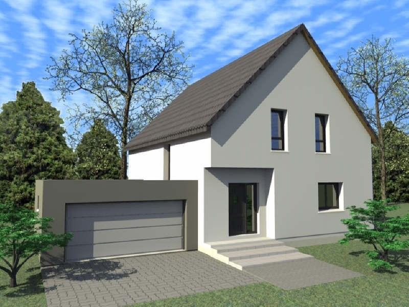 Sale house / villa Marienthal 234000€ - Picture 4