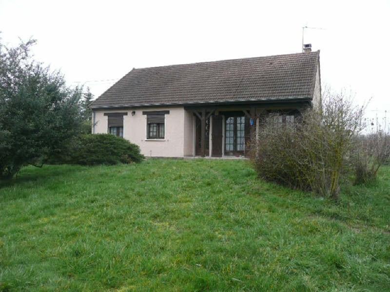 Sale house / villa Cernoy en berry 113000€ - Picture 1