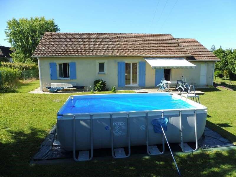 Vente maison / villa Cazoules 173000€ - Photo 1