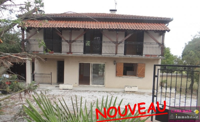 Vente maison / villa Caraman secteur 215 000€ - Photo 1
