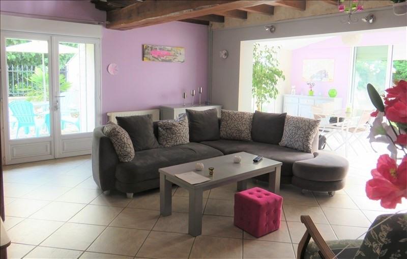 Vente maison / villa Mignaloux beauvoir 303000€ - Photo 1