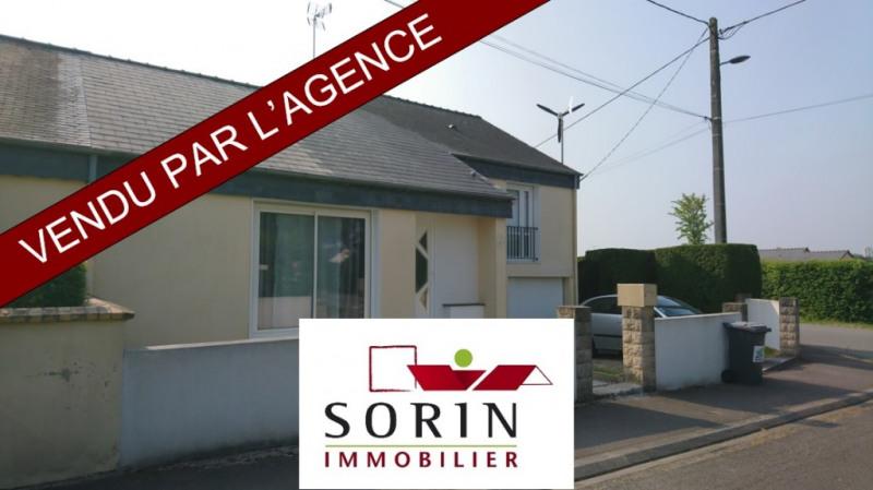 Vente maison / villa Saint pierre la cour 138600€ - Photo 1