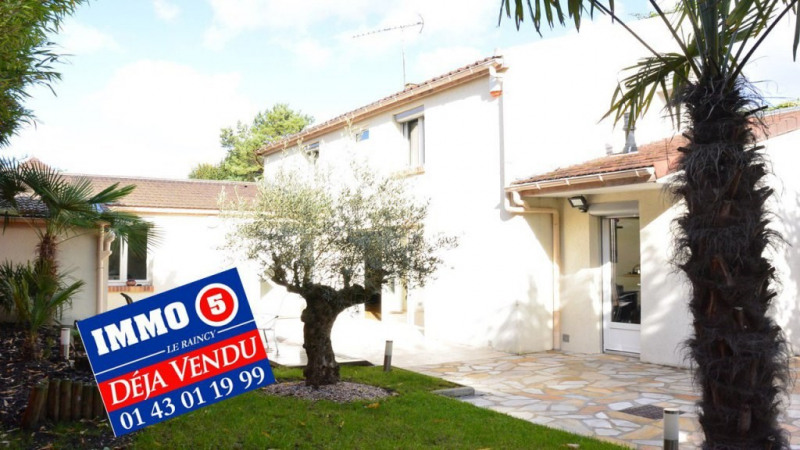 Vente maison / villa Le raincy 423000€ - Photo 1