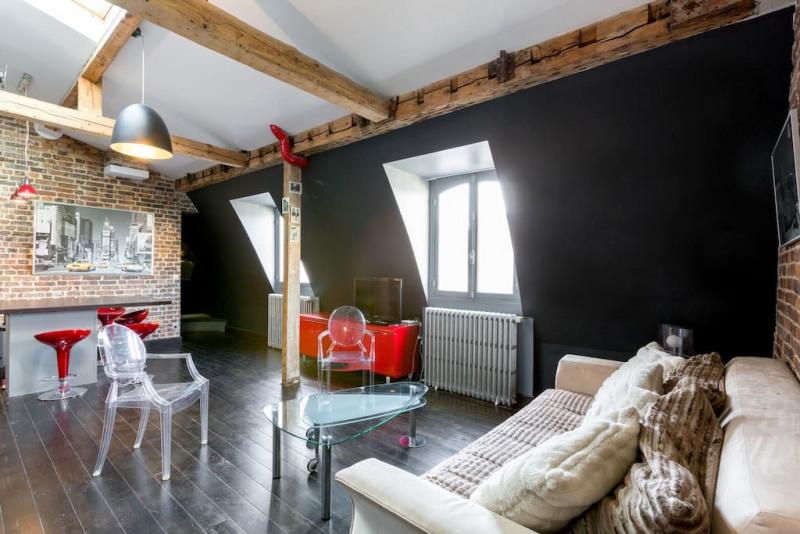 Venta  apartamento Paris 1er 1000000€ - Fotografía 5