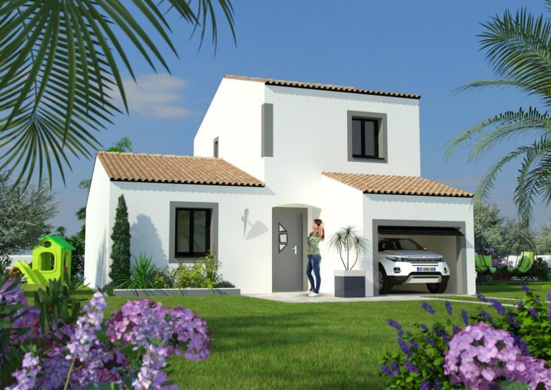 Maison  4 pièces + Terrain 202 m² Trouillas par MAISONS COTE SOLEIL