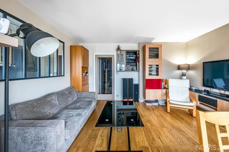 Rental apartment Puteaux 1200€ CC - Picture 3