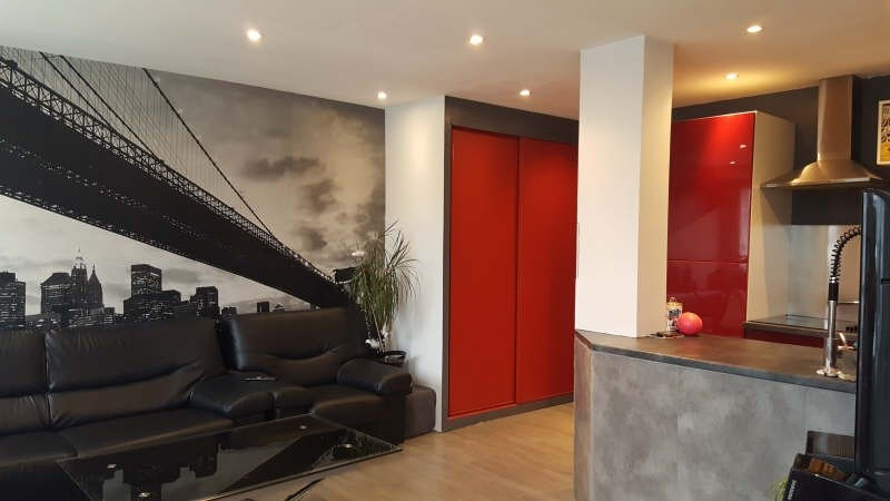 Sale apartment Gouvieux 148000€ - Picture 2
