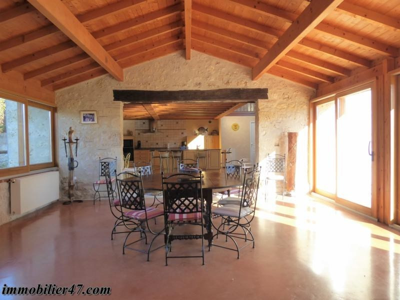 Vente de prestige maison / villa Prayssas 540 000€ - Photo 4