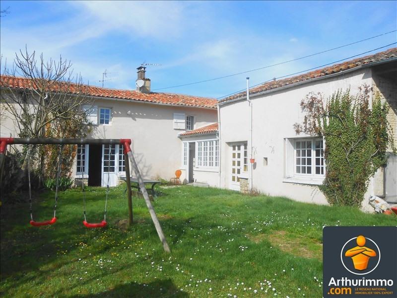 Sale house / villa Aulnay 124605€ - Picture 1