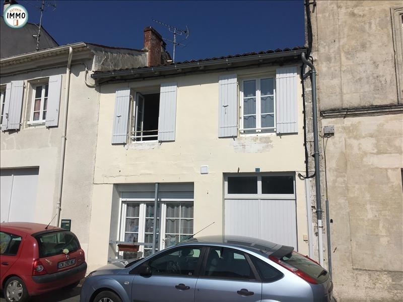 Location appartement Mortagne sur gironde 379€ CC - Photo 1