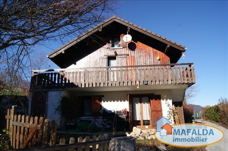 Vente maison / villa Mont saxonnex 233000€ - Photo 2