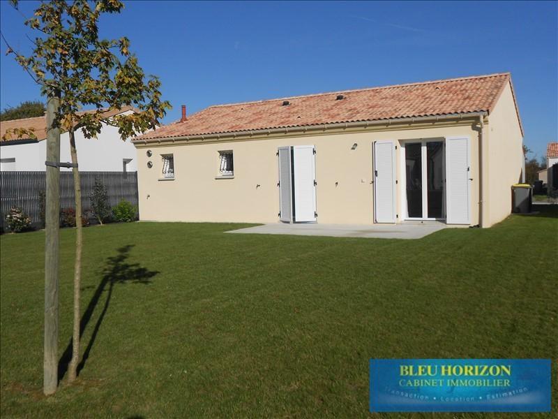 Vente maison / villa Ste pazanne 190900€ - Photo 1