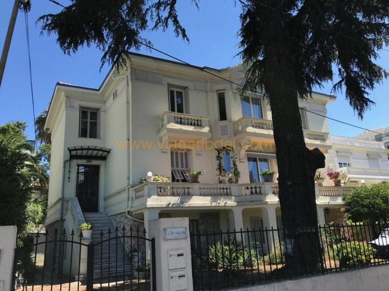Viager appartement Nice 155000€ - Photo 1