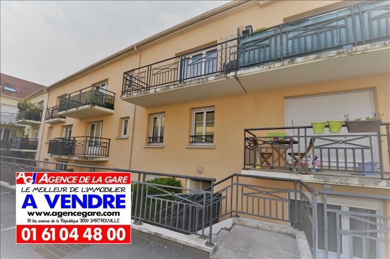Vente appartement Sartrouville 310000€ - Photo 1