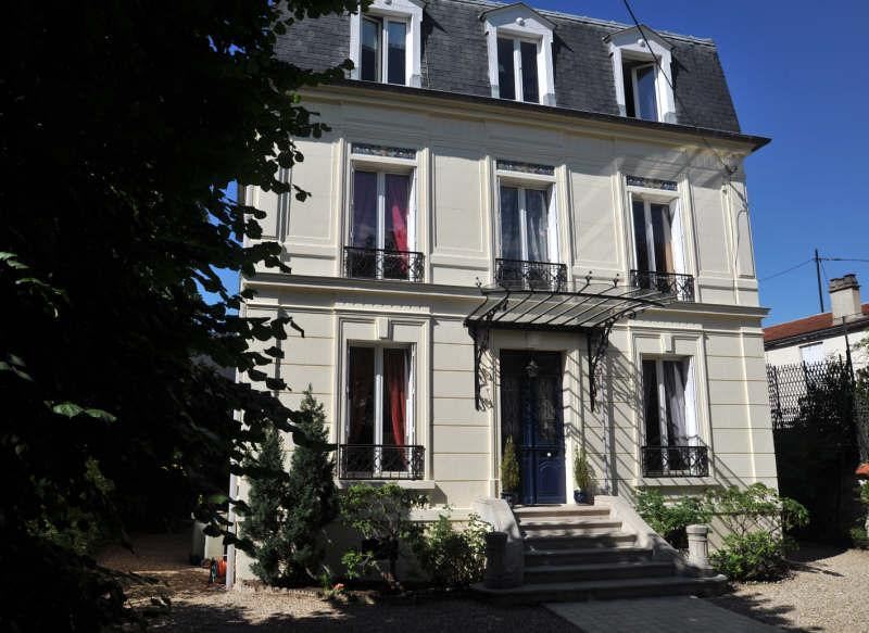 Deluxe sale house / villa Maisons-laffitte 1 895 000€ - Picture 1