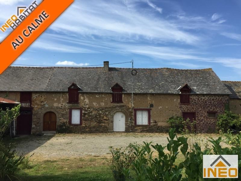 Vente maison / villa La chapelle du lou 123050€ - Photo 1