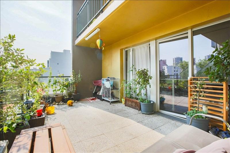 Vente appartement Asnieres sur seine 292000€ - Photo 1