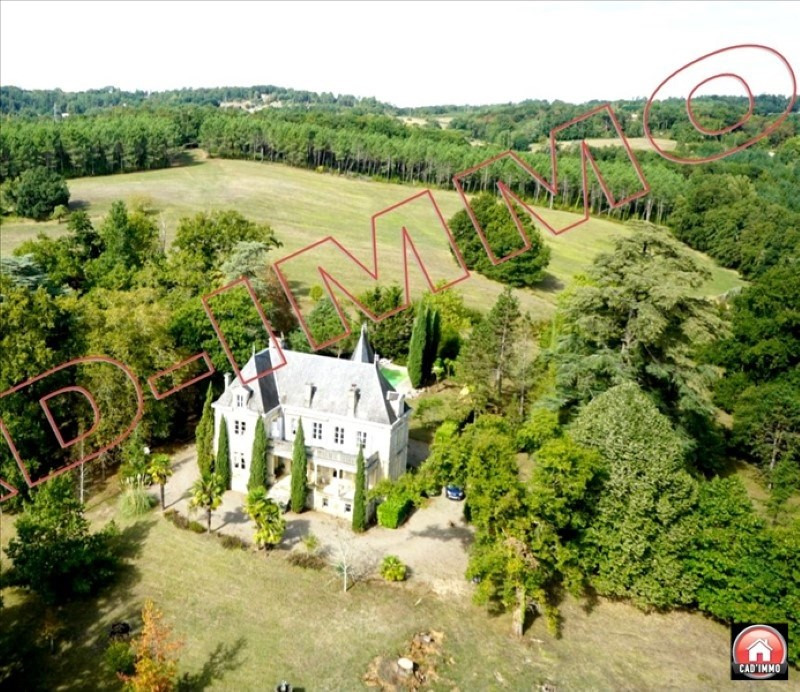 Deluxe sale house / villa Bergerac 1260000€ - Picture 1