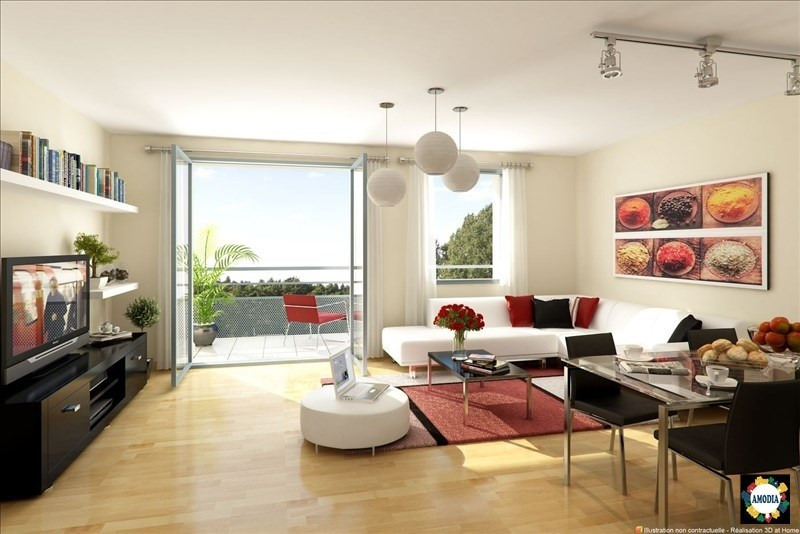 Sale apartment Ustaritz 129 000€ - Picture 2