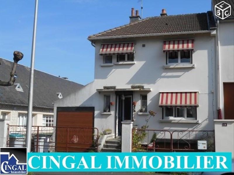 Vente maison / villa Mondeville 170000€ - Photo 1
