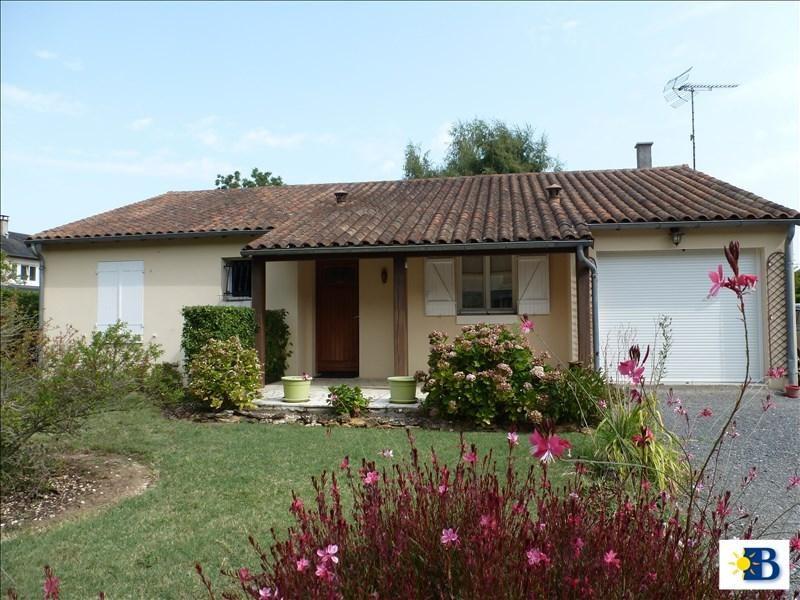 Vente maison / villa Scorbe clairvaux 164300€ - Photo 1