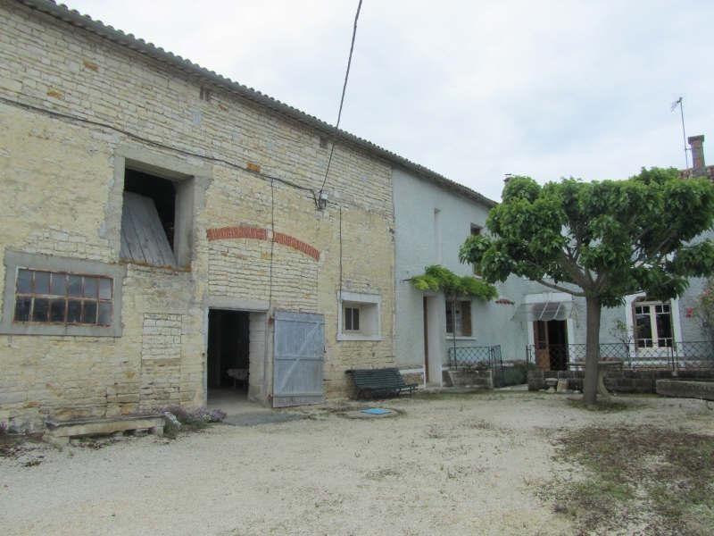 Vente maison / villa Aigre 76 000€ - Photo 1
