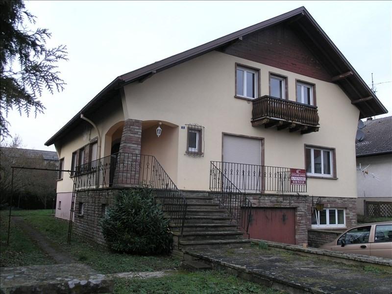 Sale house / villa Drulingen 215000€ - Picture 1