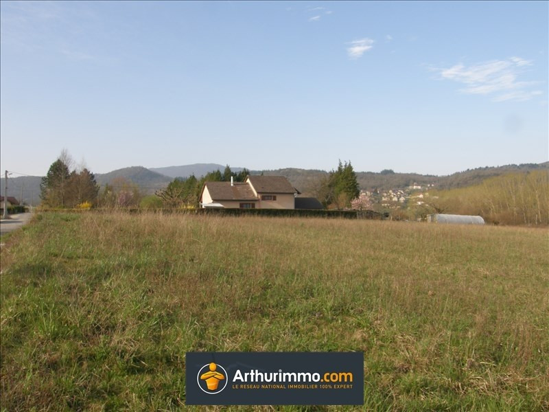 Vente terrain Belley 69 000€ - Photo 3