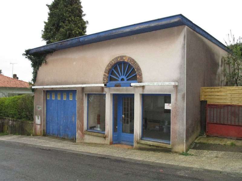Vente local commercial Habas 75 000€ - Photo 1