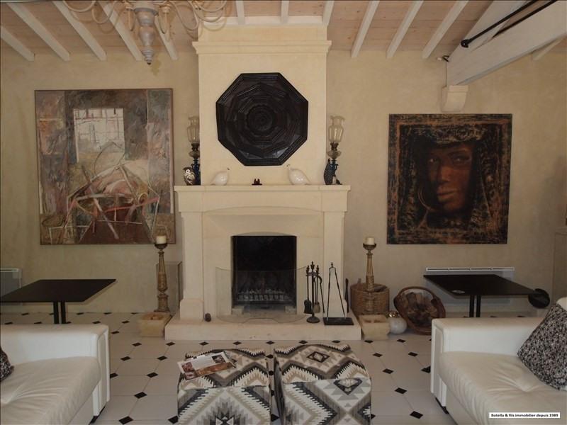 Venta de prestigio  casa Uzes 1580000€ - Fotografía 8