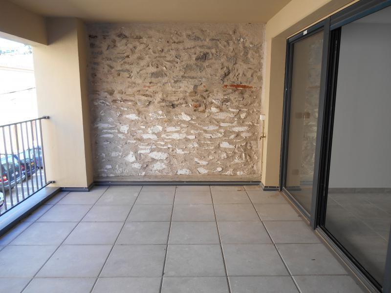 Vente appartement Port vendres 190000€ - Photo 1