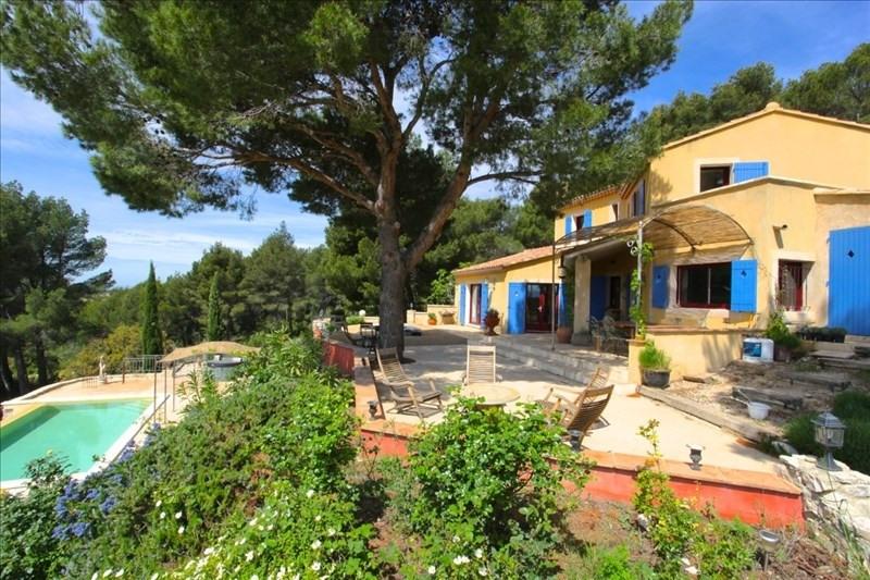 Vente de prestige maison / villa Le barroux 895000€ - Photo 1