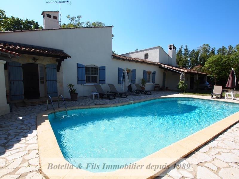 Venta  casa Uzes 435000€ - Fotografía 1