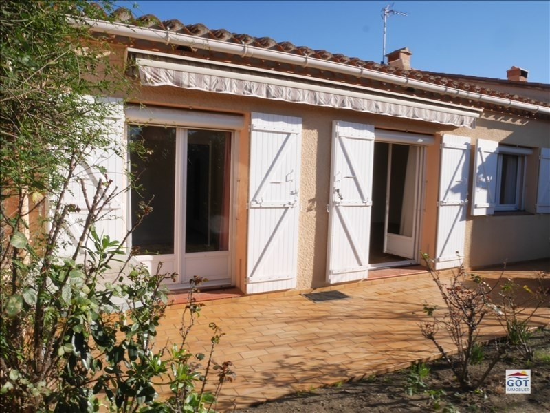 Revenda casa St laurent de la salanque 175000€ - Fotografia 1