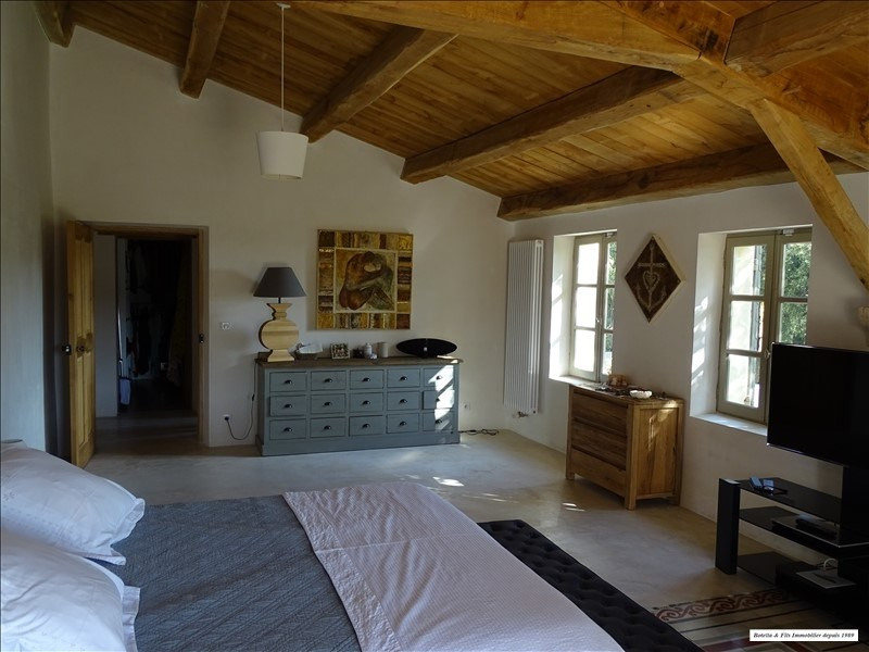 Deluxe sale house / villa Uzes 2 195 000€ - Picture 14