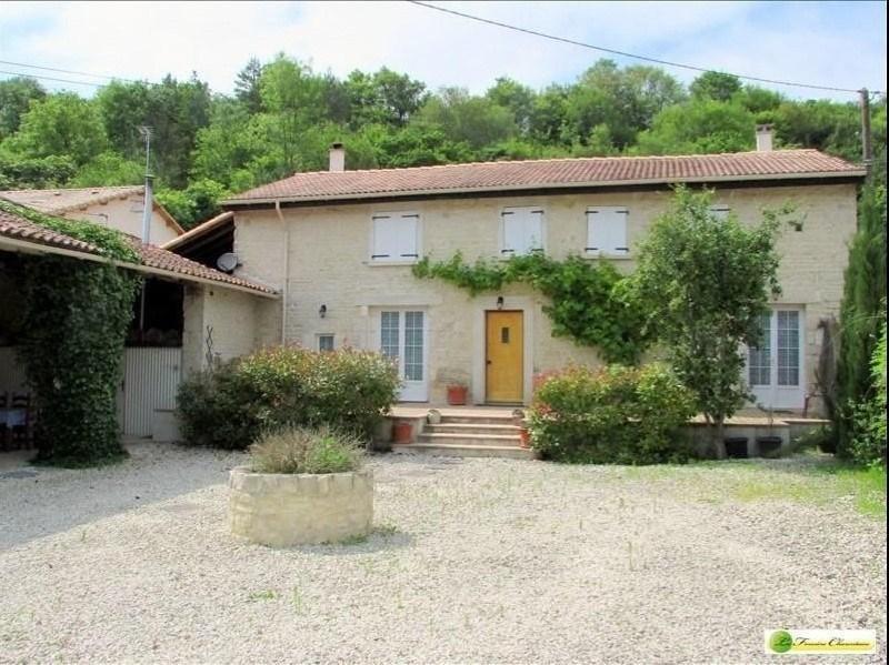 Vente maison / villa Marcillac lanville 168000€ - Photo 1