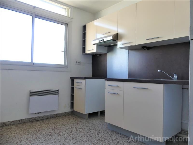 Sale apartment Montpellier 119000€ - Picture 1
