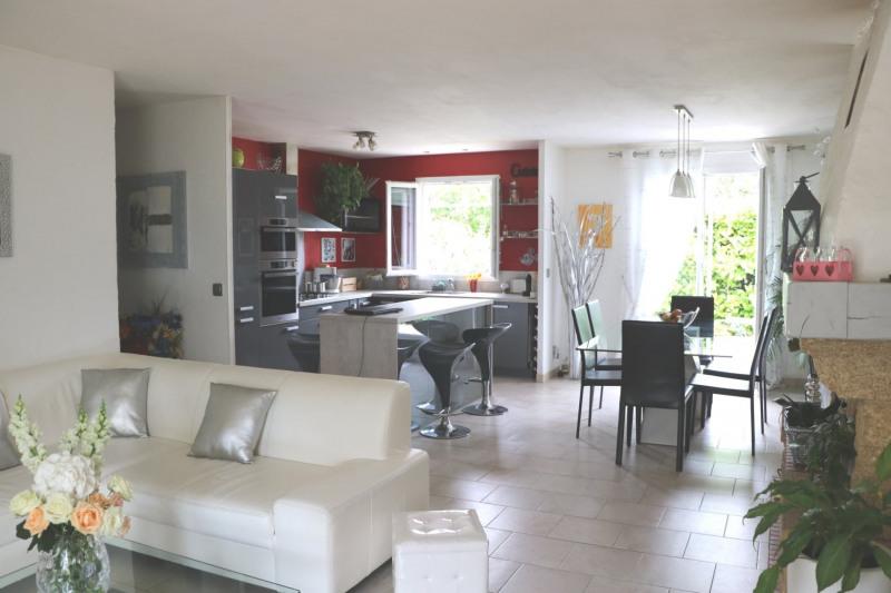 Vente maison / villa Le puy-sainte-réparade 352000€ - Photo 6