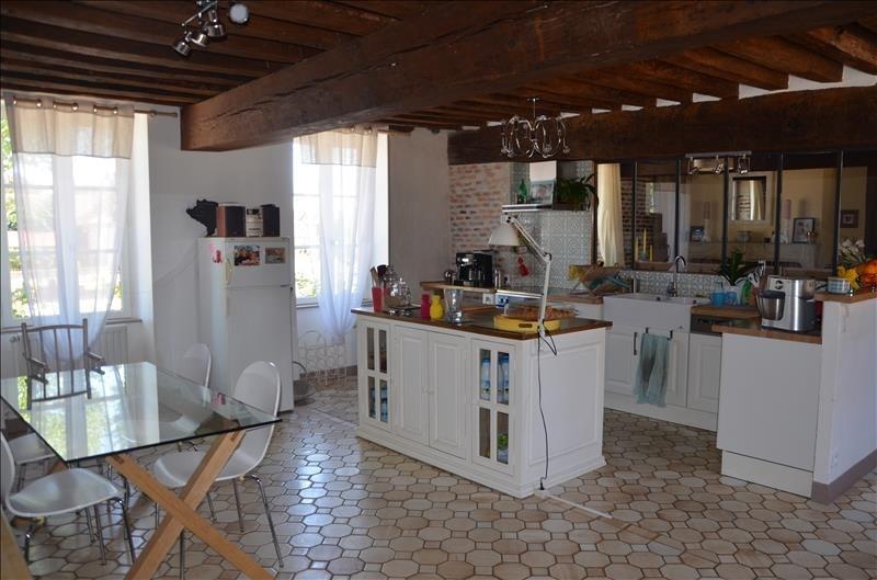 Vente maison / villa Lucenay les aix 313950€ - Photo 5