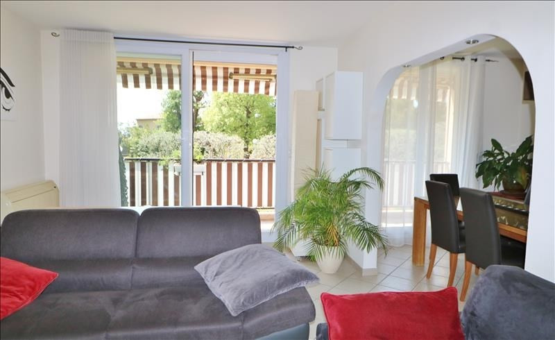 Sale apartment Nice 289 000€ - Picture 1