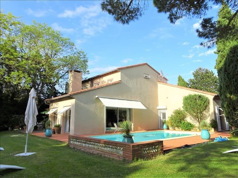 Vente de prestige maison / villa Brax 832000€ - Photo 1