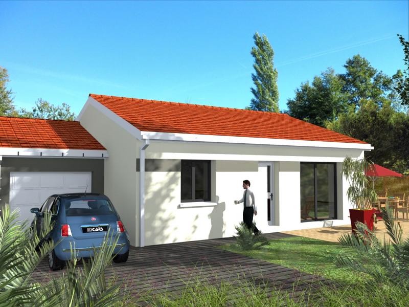 Maison  3 pièces + Terrain 436 m² Morestel par MAISONS SMILE