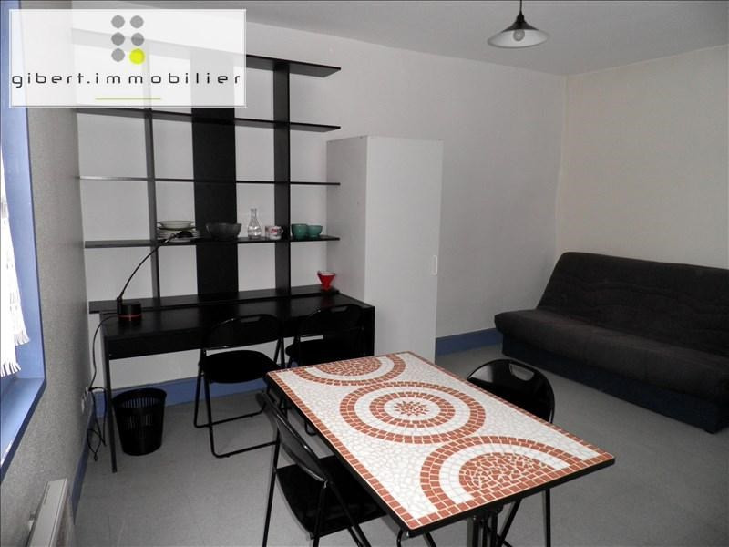 Location appartement Le puy en velay 293,75€ CC - Photo 1