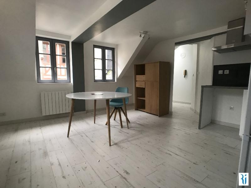 Vente appartement Rouen 132000€ - Photo 2