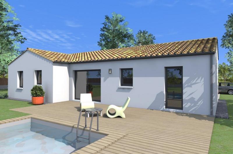 Maison  5 pièces + Terrain 810 m² Saint-Colomban par ALLIANCE CONSTRUCTION NANTES