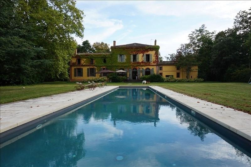Deluxe sale house / villa Vallesvilles 1350000€ - Picture 1