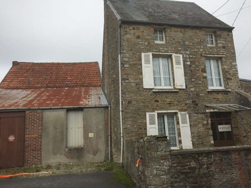 Vente maison / villa La haye du puits 69850€ - Photo 1